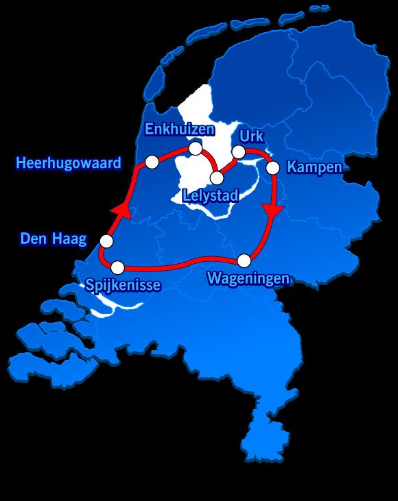 Rondje Nederland 2