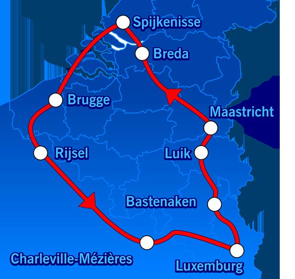 Rondje Ardennen